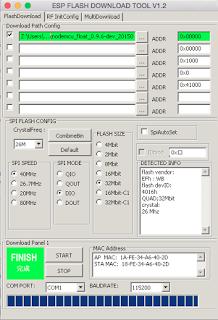 ESP8266: flashing NodeMCU V1 0 on Mac OS X (or ESP8266 ESP-12E in