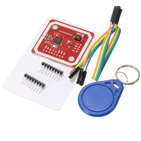 gpio - ITEAD PN532 NFC Module with Raspberry PI